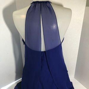 Hailey Logan Dresses - Hailey Logan by Adrianna Papell 7/8 Blue Dress